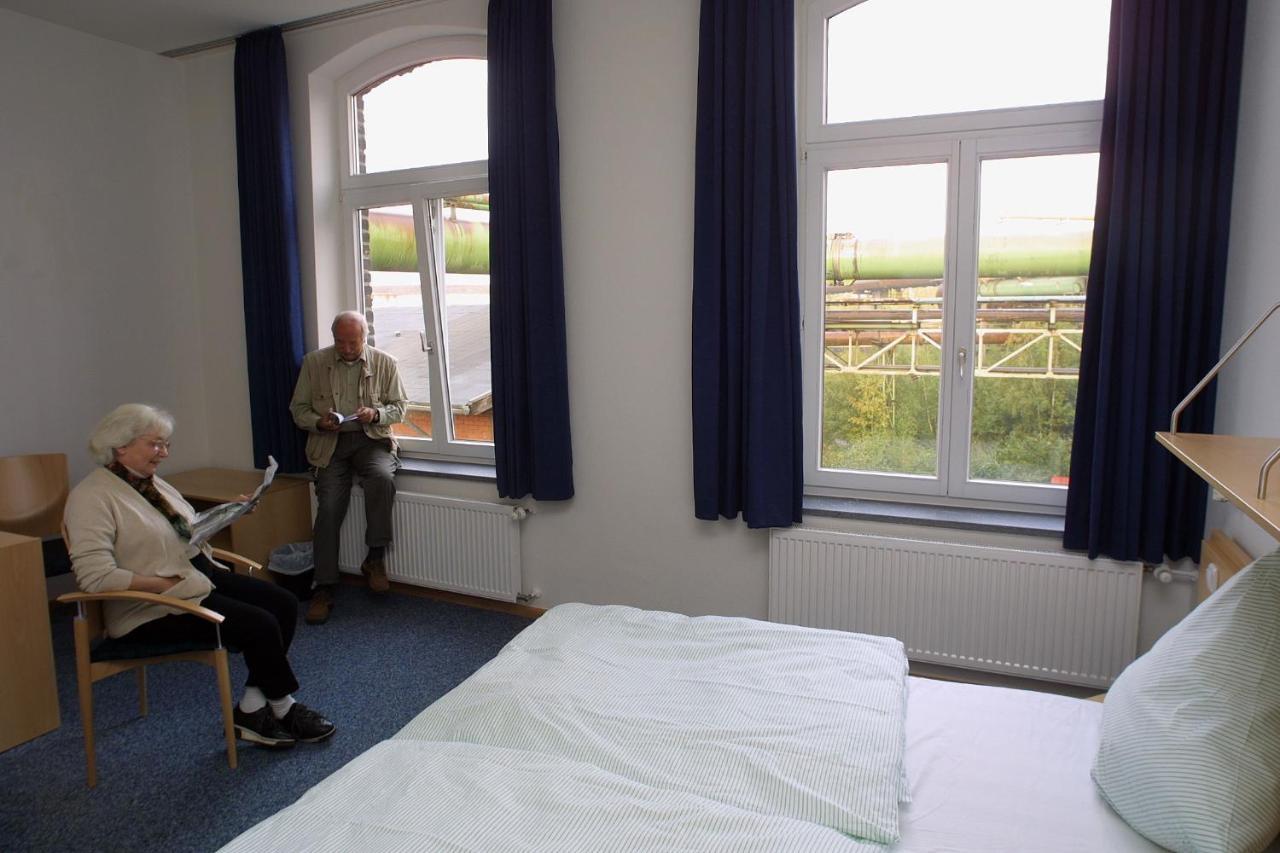 Jugendherberge Duisburg Landschaftspark - Hostel - Laterooms