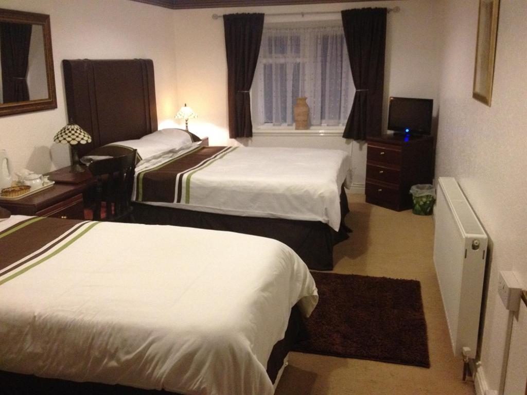 Richmond Hotel - Laterooms