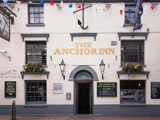 The Anchor Inn - Laterooms