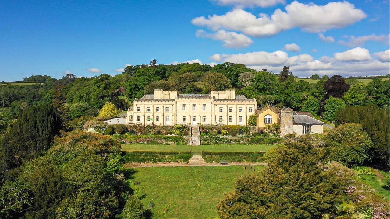 Pentillie Castle and Estate - Laterooms