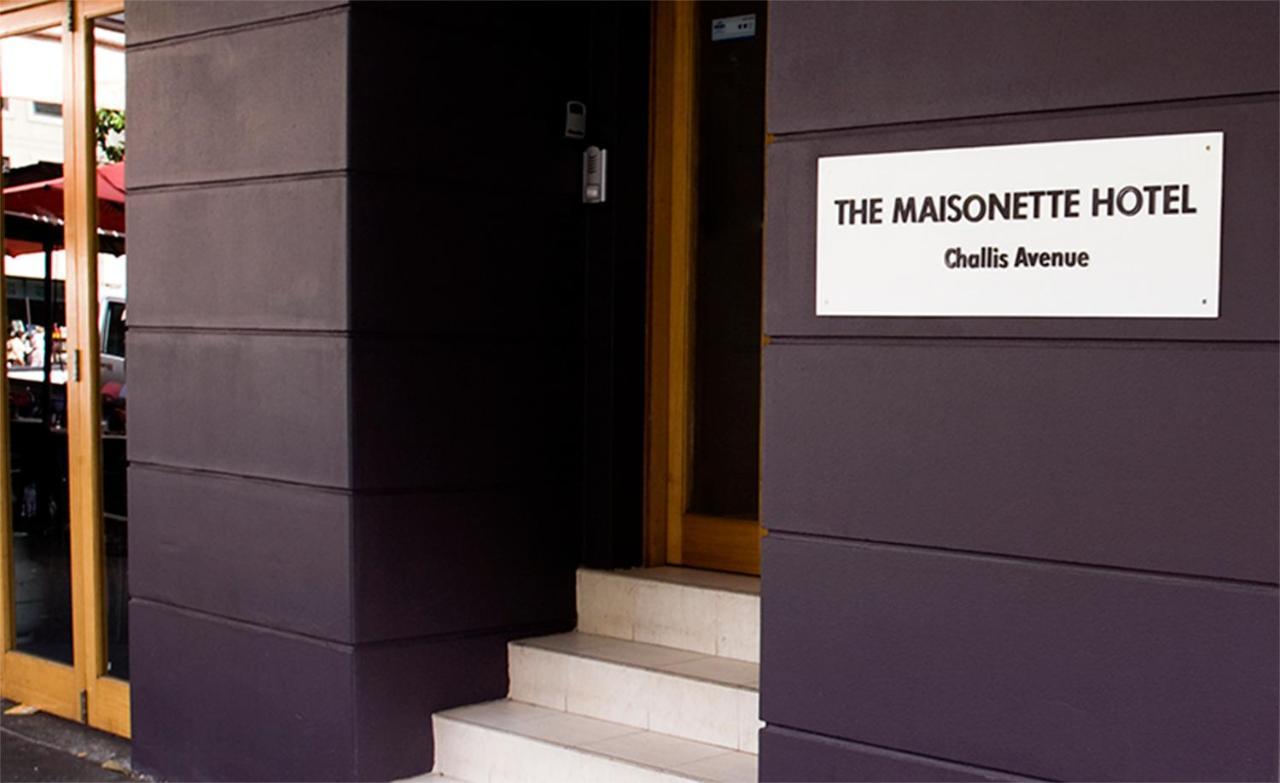 The Maisonette - Laterooms