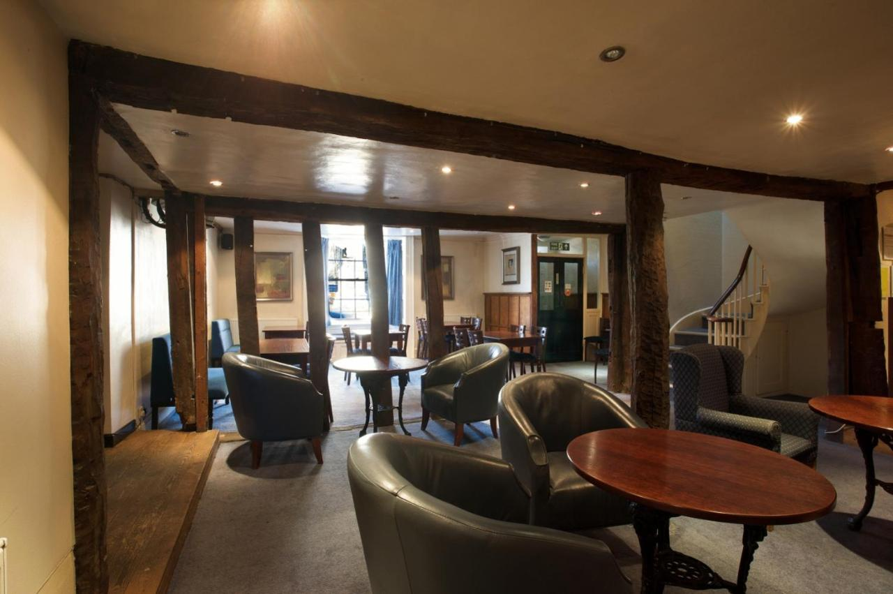 The Bell Hotel - Laterooms