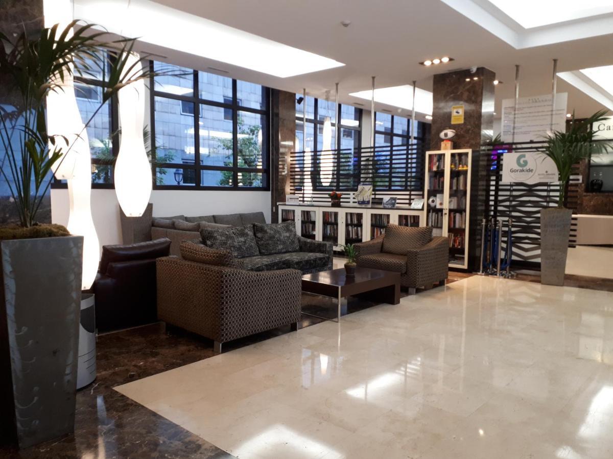 Hotel Abando - Laterooms