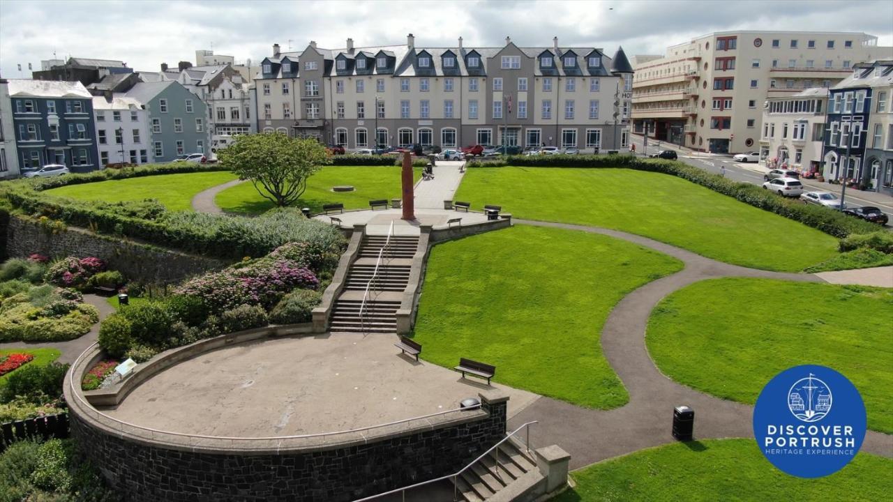 Portrush Atlantic Hotel - Laterooms