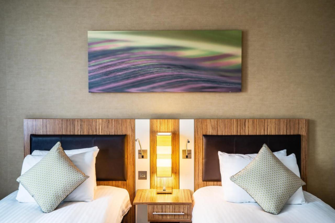 Holiday Inn STEVENAGE - Laterooms