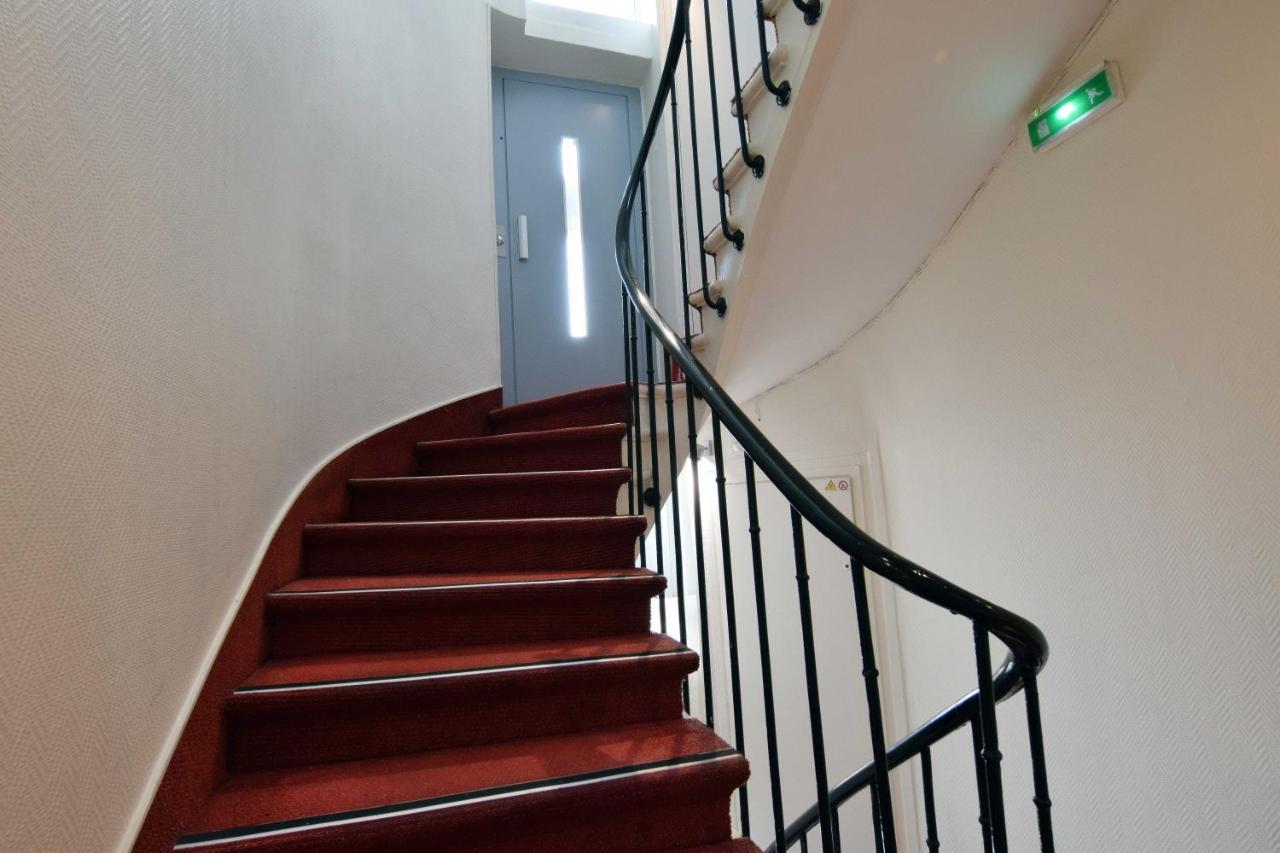 Hotel Alyss Saphir Cambronne Eiffel - Laterooms