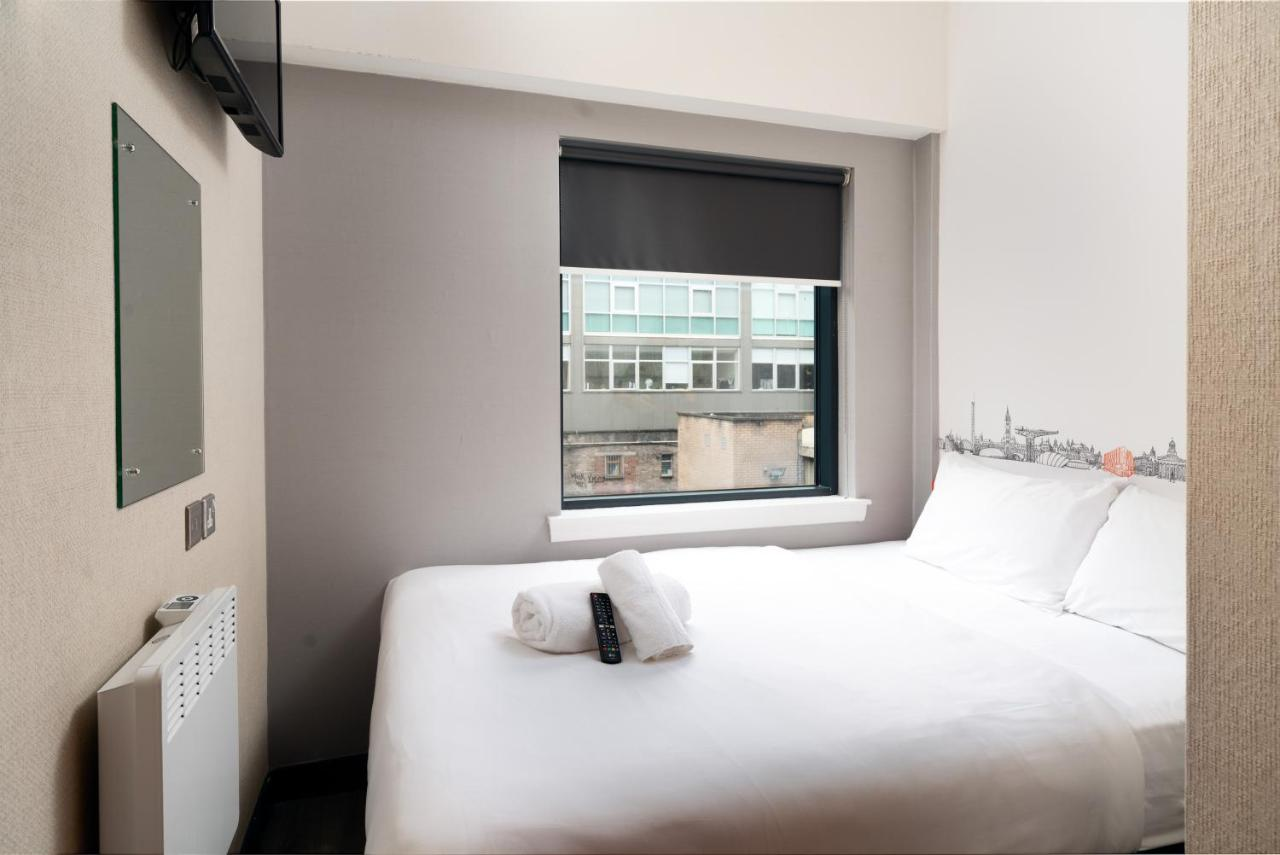 Glasgow City Centre Easy Hotel - Laterooms