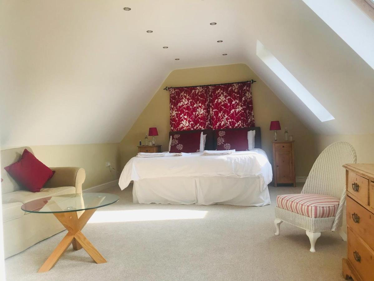 Rosebank Bed And Breakfast - Laterooms