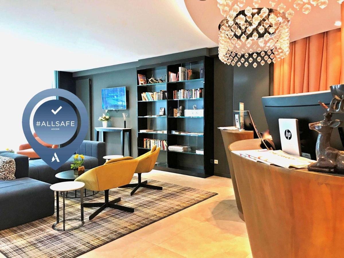 Mercure Hotel Kaiserhof Frankfurt City Center - Laterooms