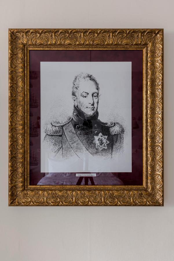 The William IV - Laterooms