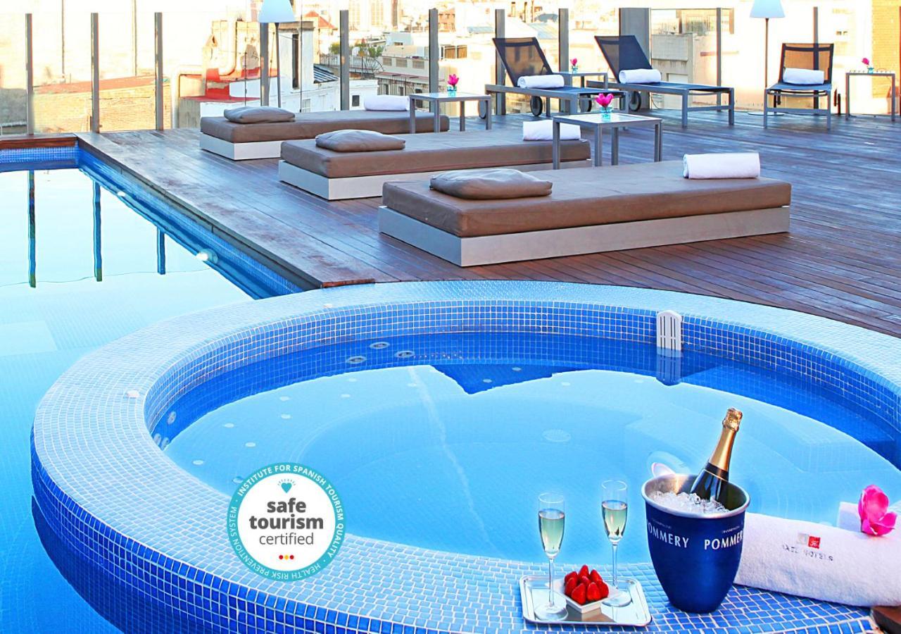 Axel Hotel Barcelona & Urban Spa - Laterooms