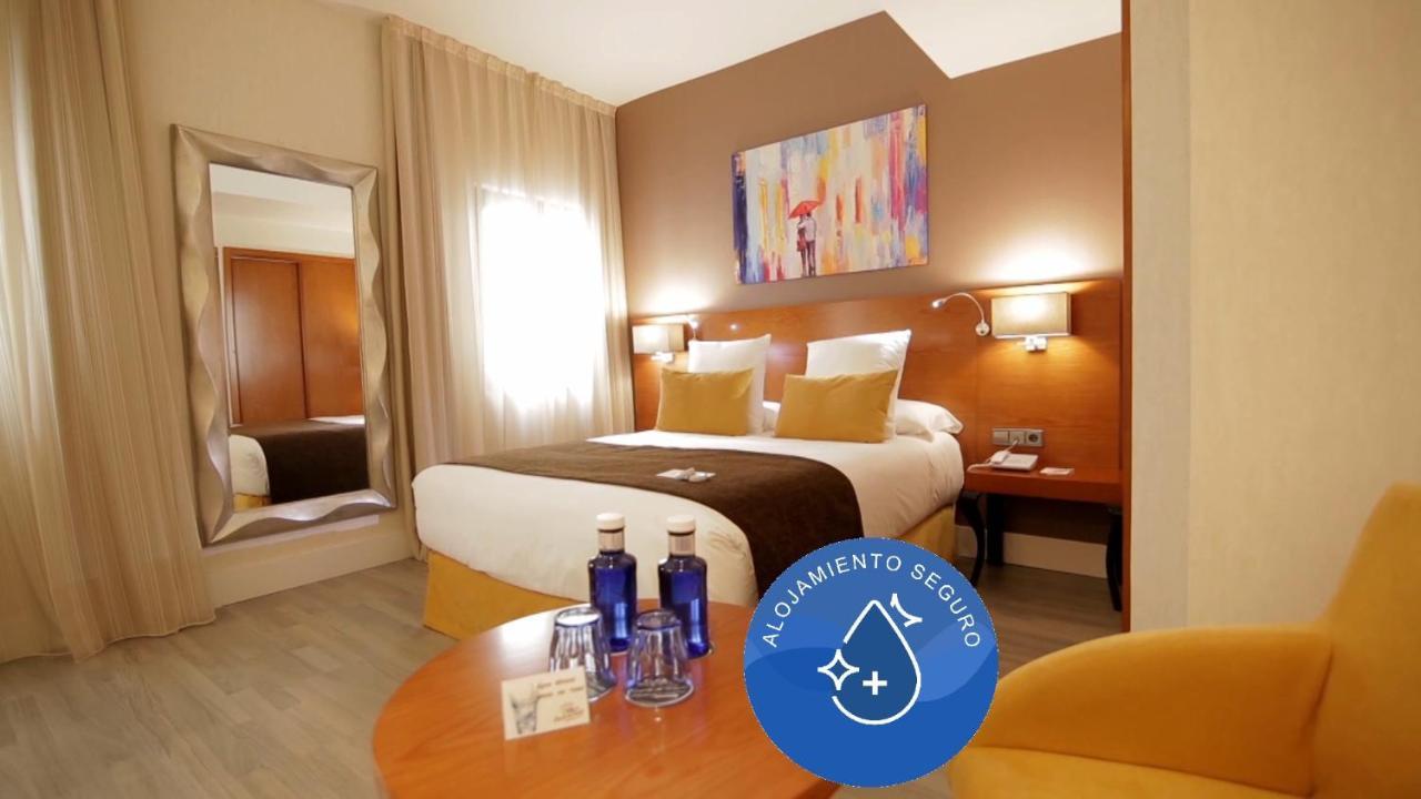Hotel Puerta De Toledo - Laterooms