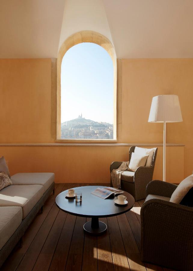 InterContinental MARSEILLE - HOTEL DIEU - Laterooms