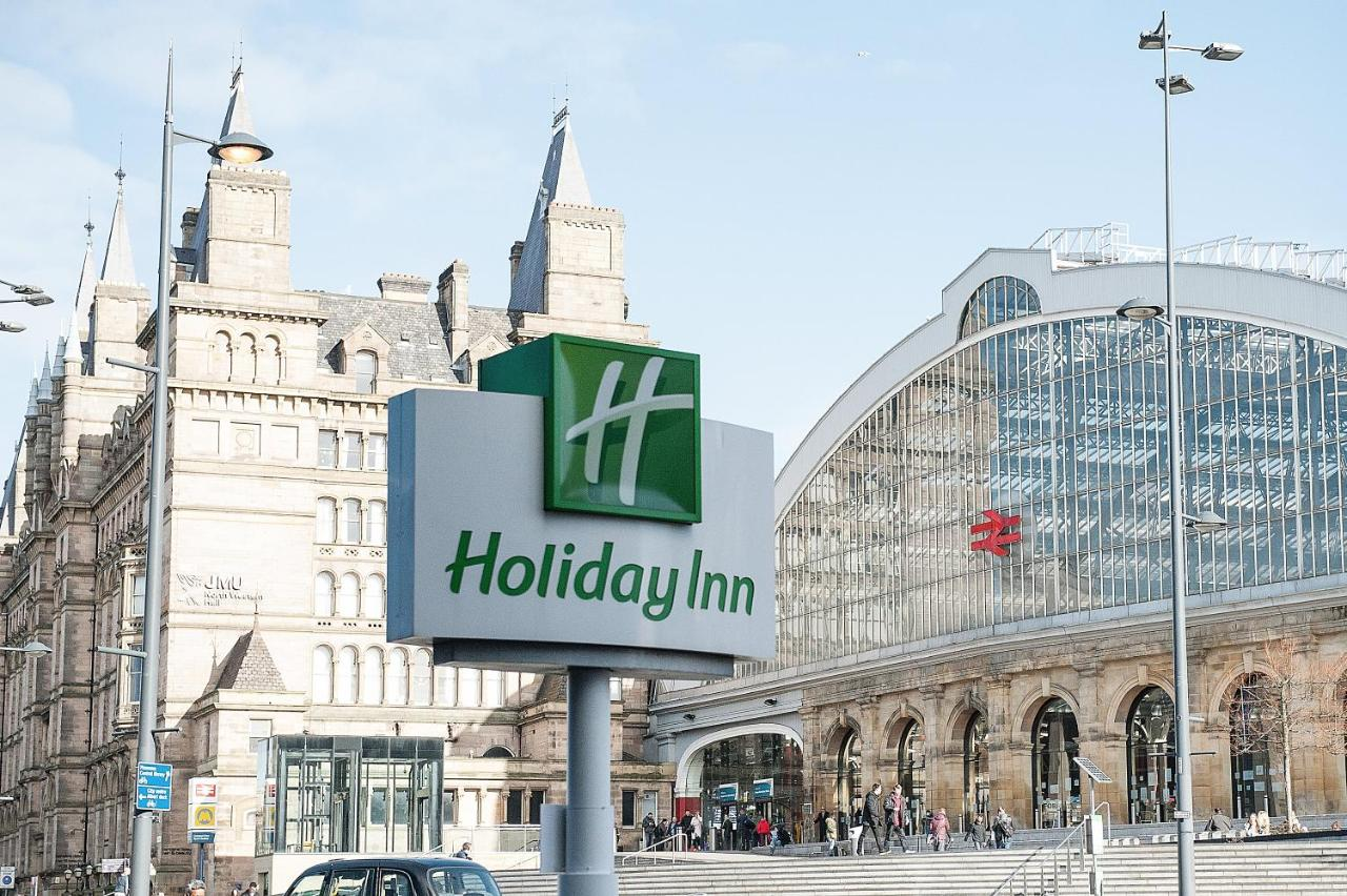 Holiday Inn LIVERPOOL - CITY CENTRE - Laterooms