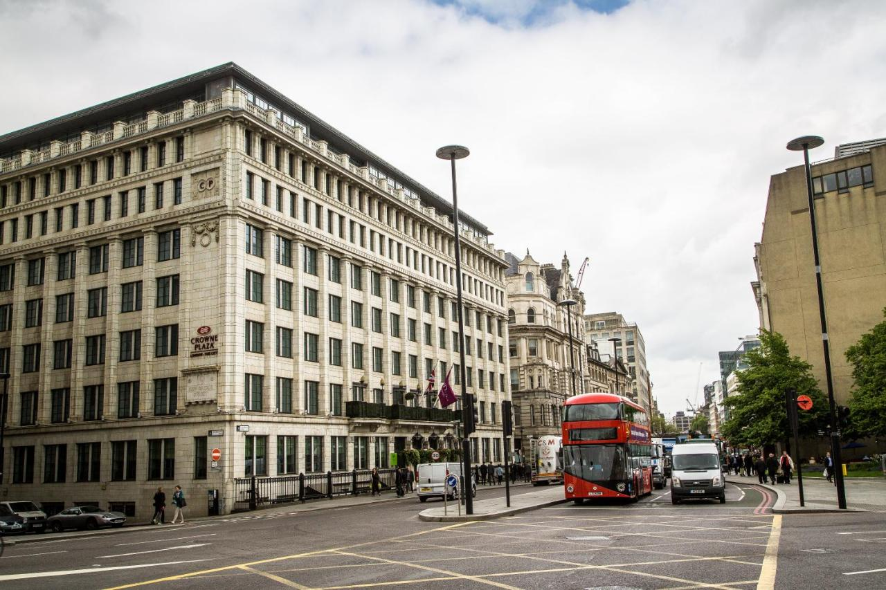 Crowne Plaza LONDON - THE CITY - Laterooms