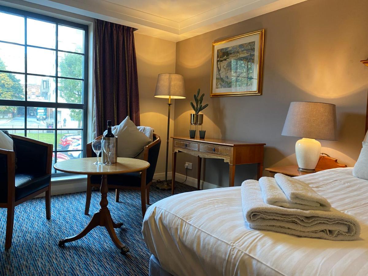 Hallmark Hotel Glasgow - Laterooms