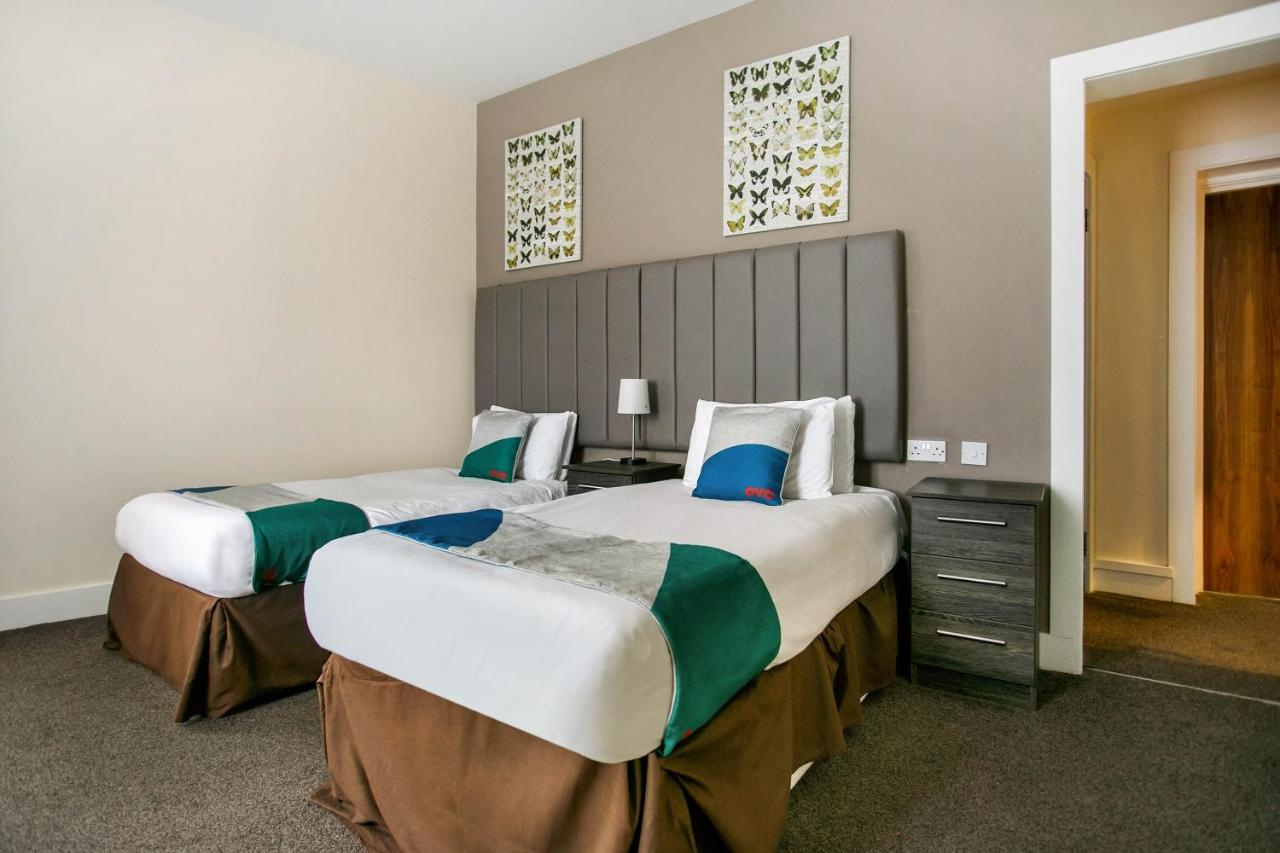 The Ivory Hotel - Laterooms