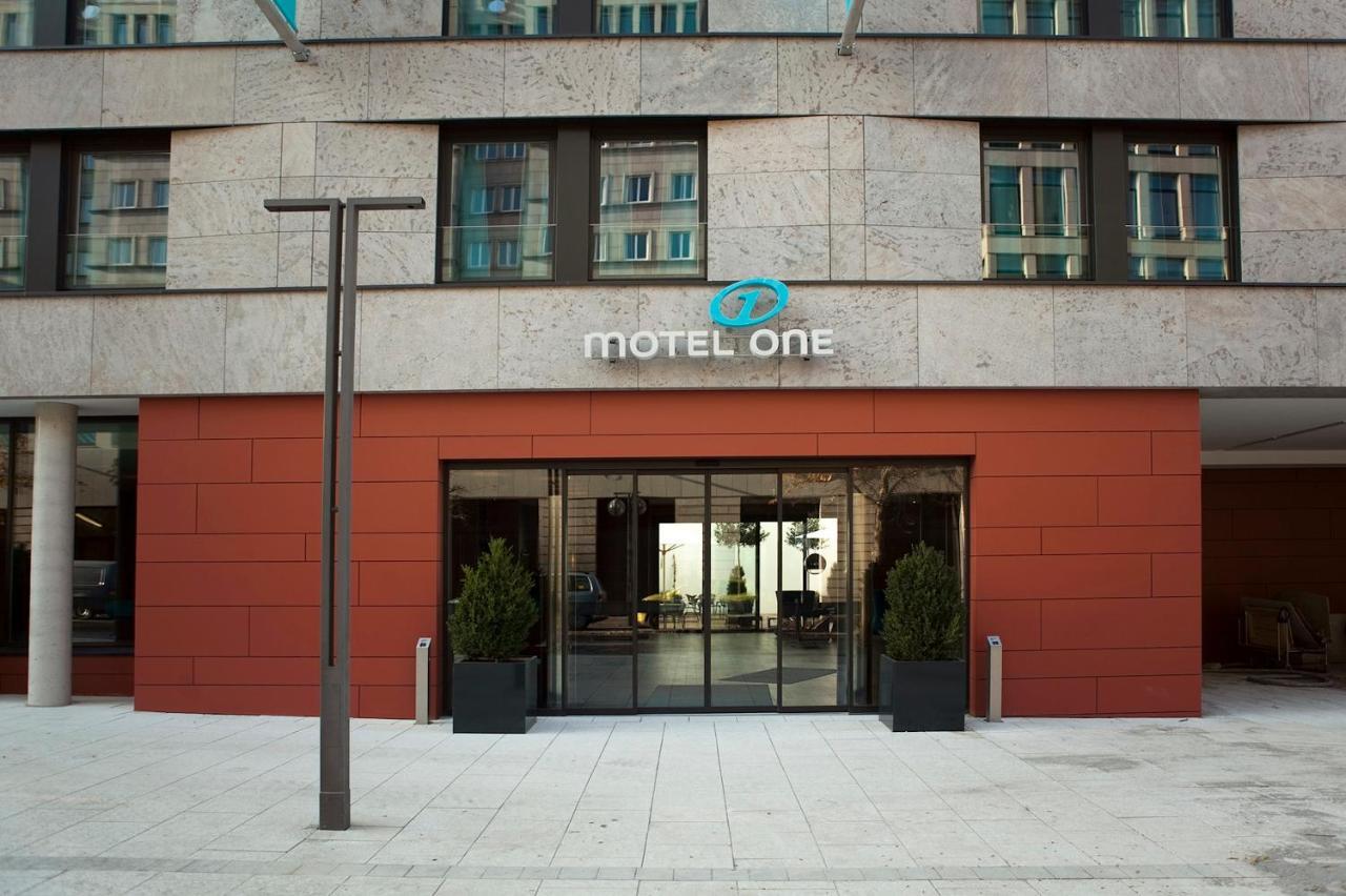 Motel One Stuttgart-Hauptbahnhof - Laterooms