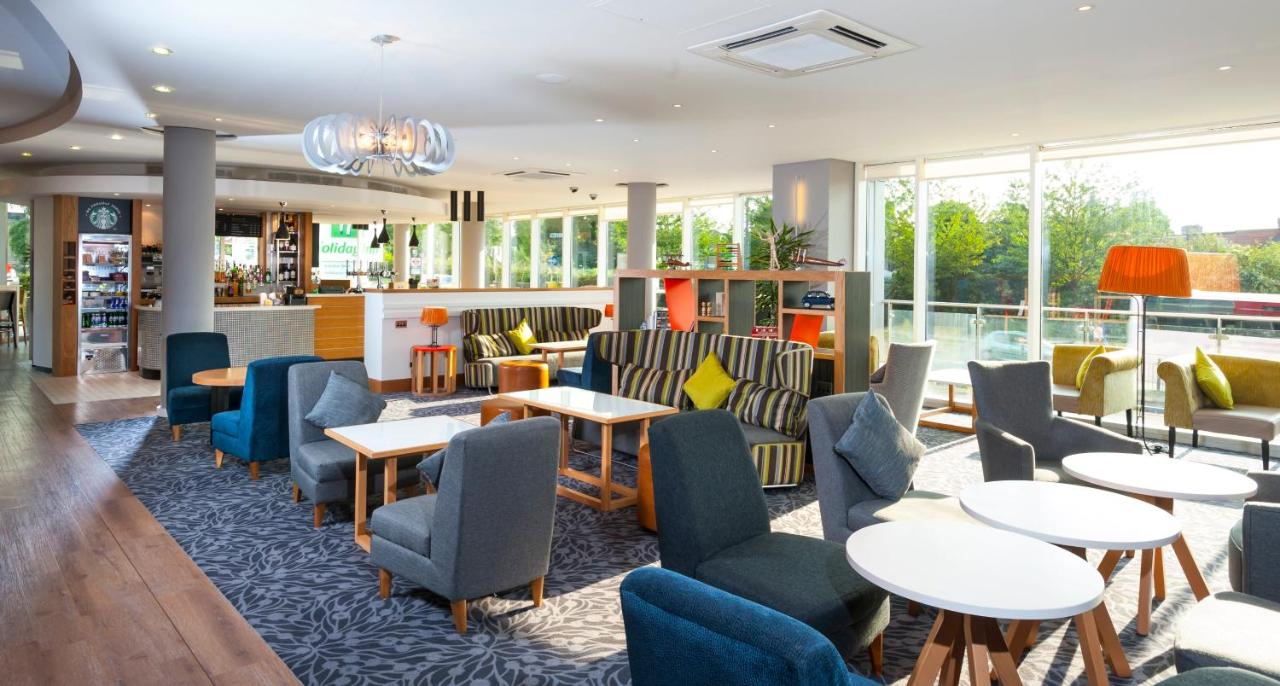 Holiday Inn LONDON - WEST - Laterooms