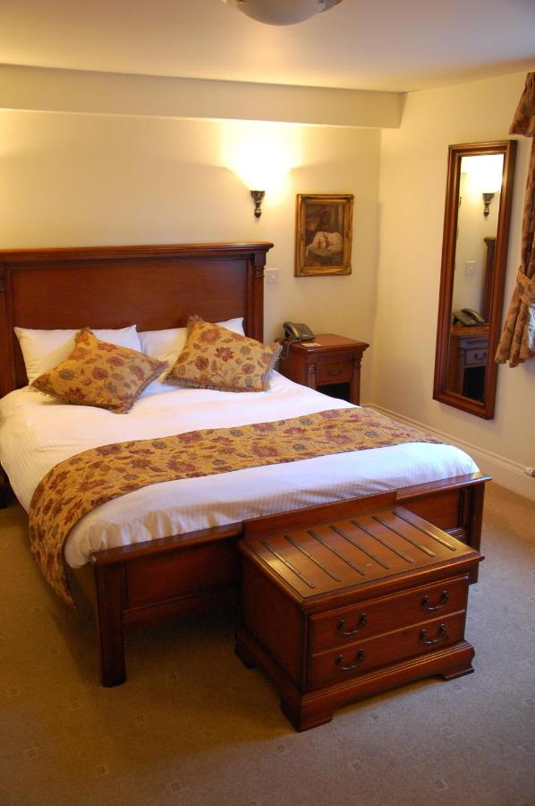 The Down Inn - Laterooms