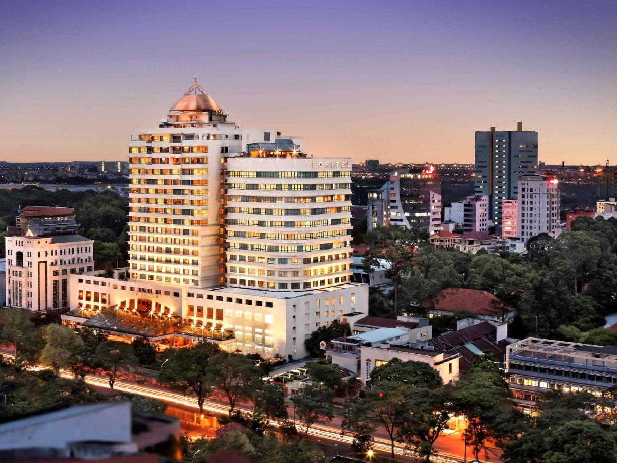 Sofitel Saigon Plaza - Laterooms