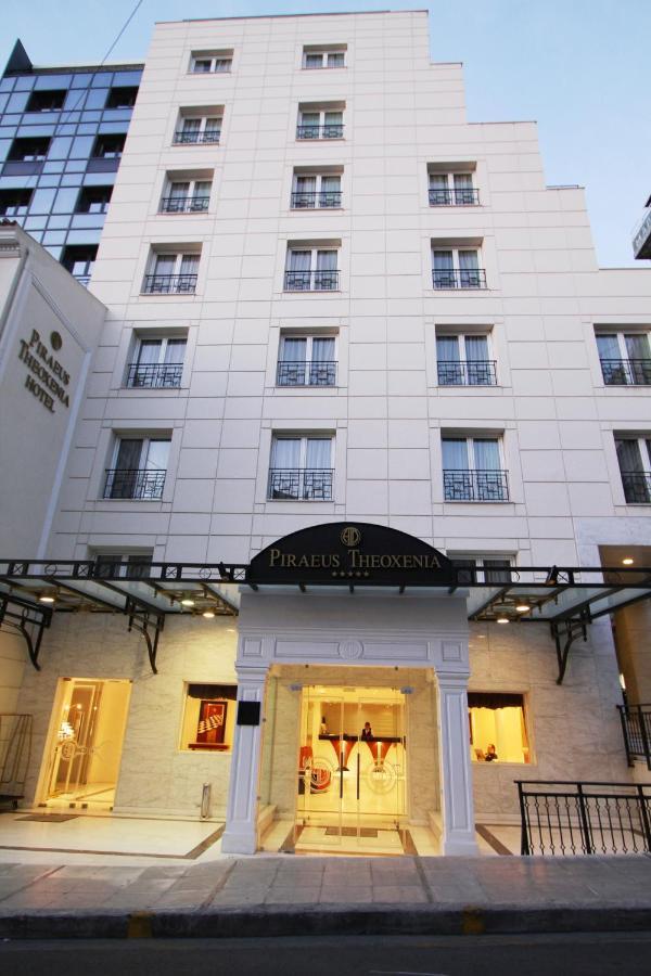 Piraeus Theoxenia Hotel - Laterooms