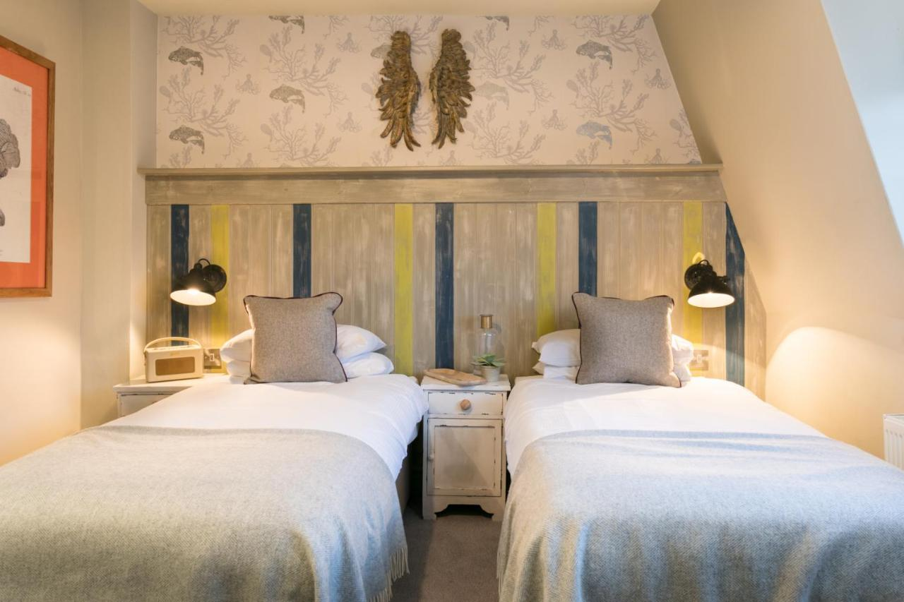 The Angel and Blue Pig - Laterooms