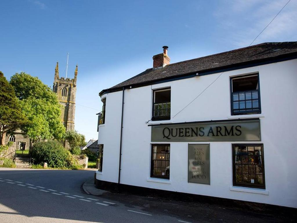 Queens Arms - Laterooms