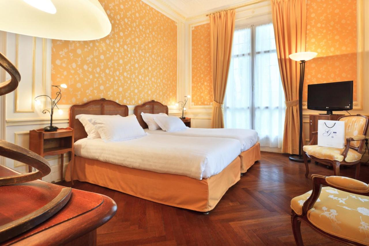 Hotel Gounod - Laterooms