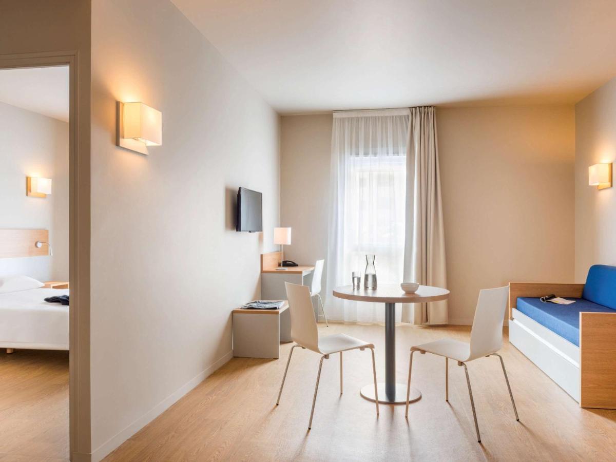 Aparthotel Adagio access Dijon République - Laterooms