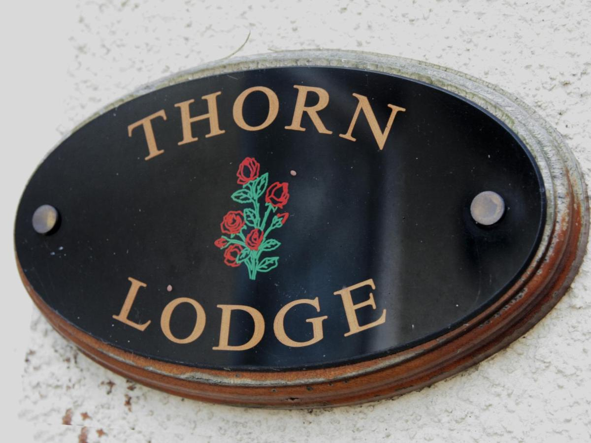 Thorn House - Laterooms