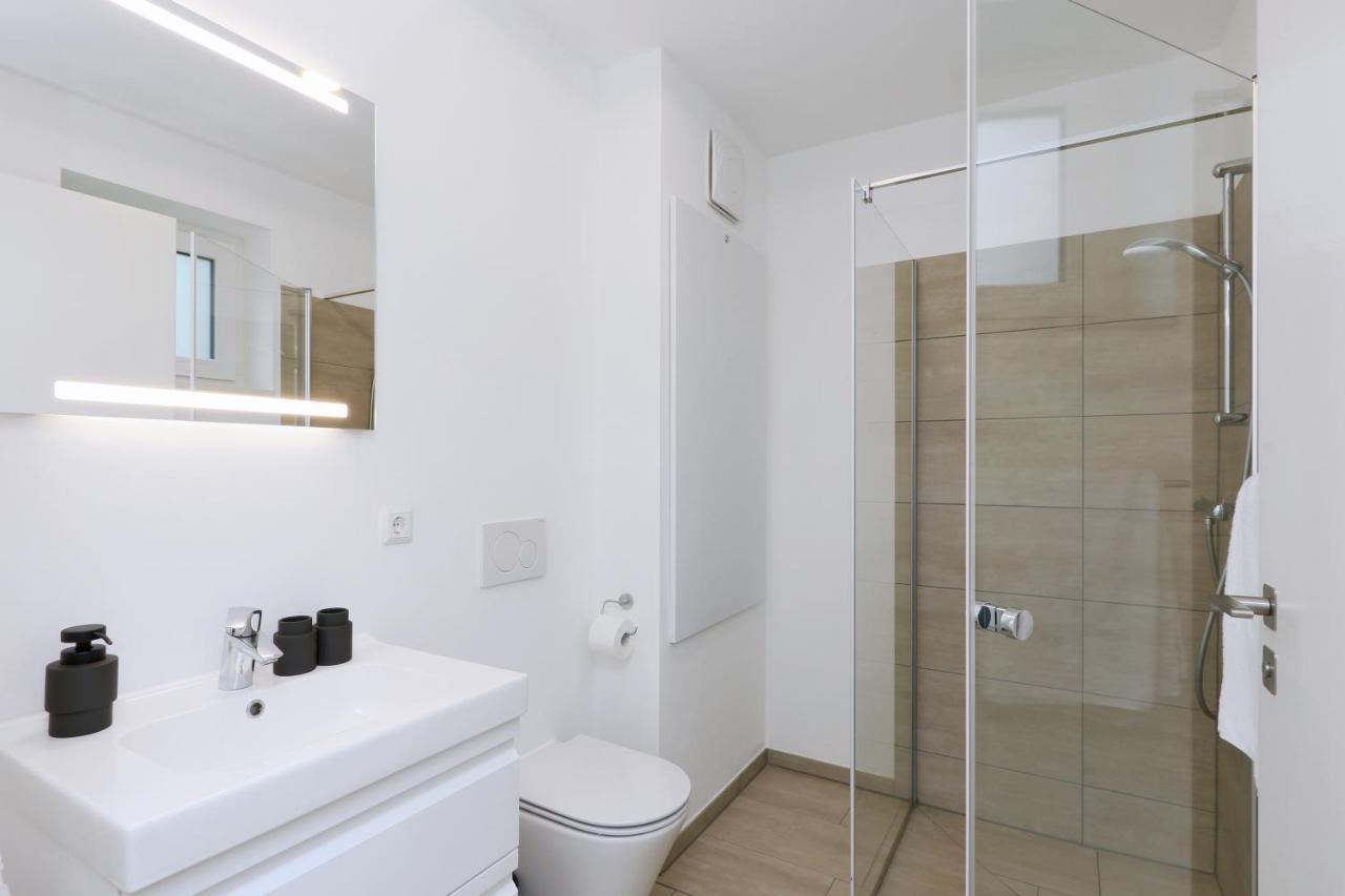 oeynhausen egy lakást fürdőszobával