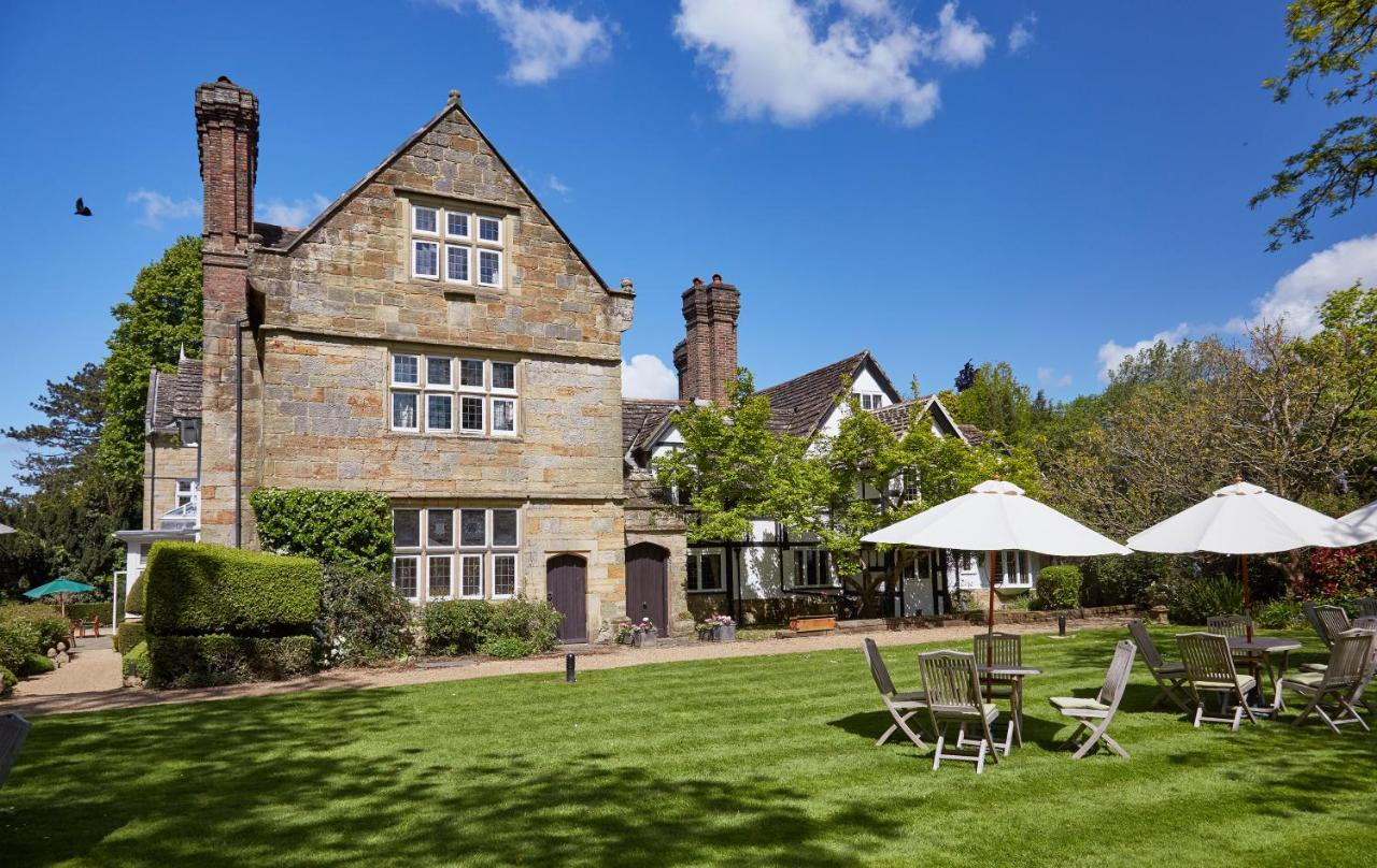 Ockenden Manor Hotel & Spa - Laterooms
