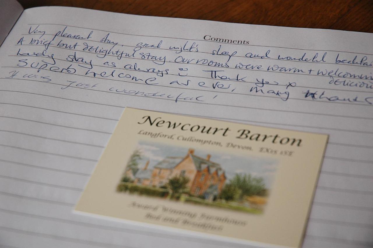 Newcourt Barton - Laterooms