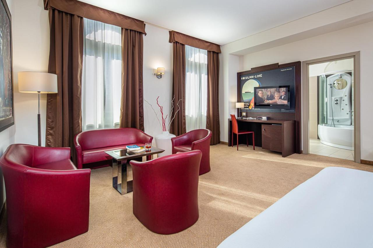 Europalace Hotel - Laterooms