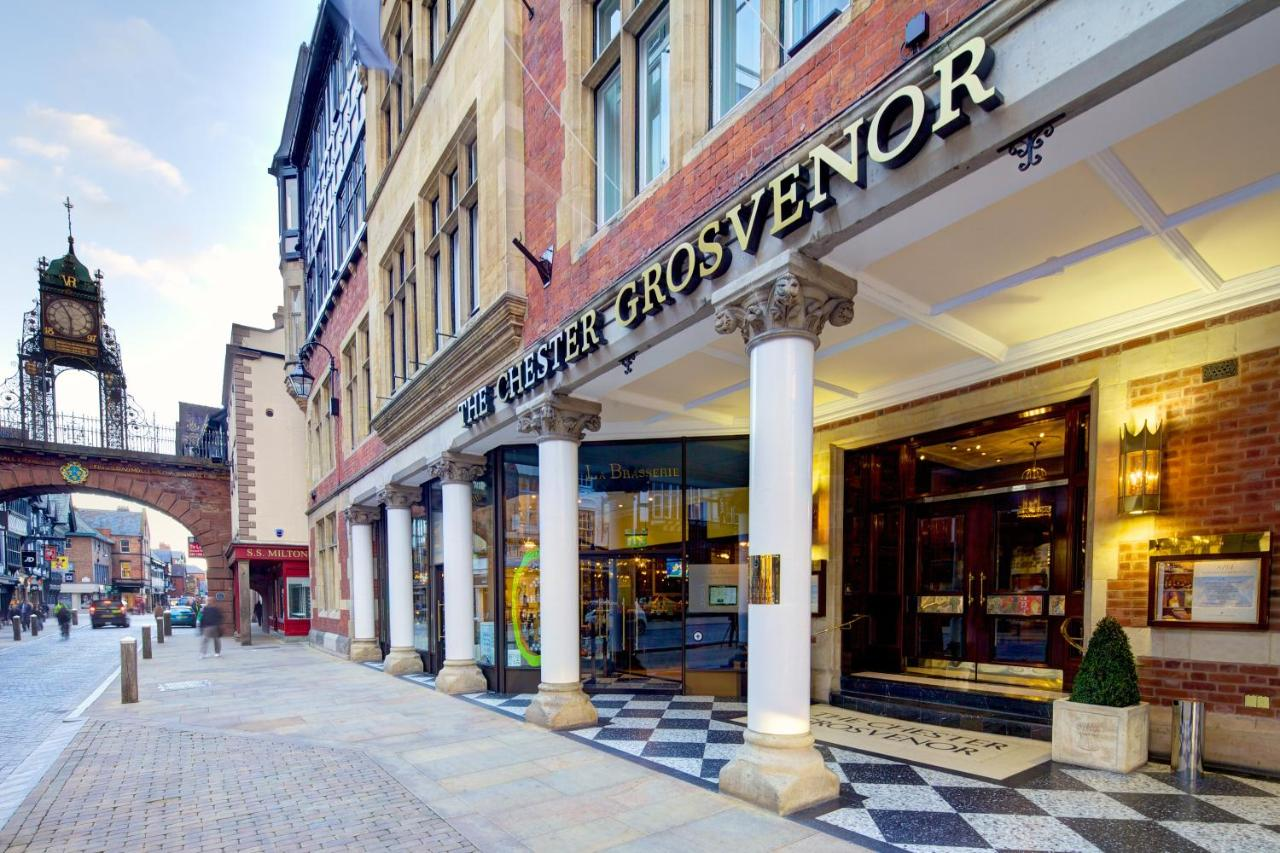 The Chester Grosvenor - Laterooms
