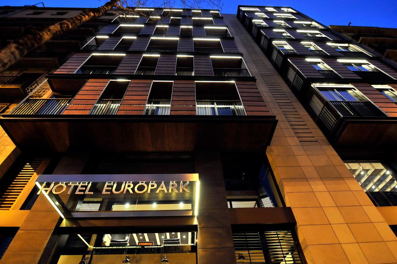 Hotel Europark - Laterooms