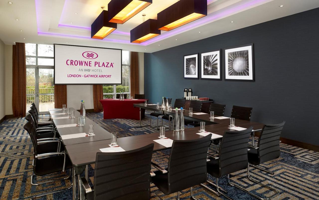 Crowne Plaza LONDON - GATWICK AIRPORT - Laterooms