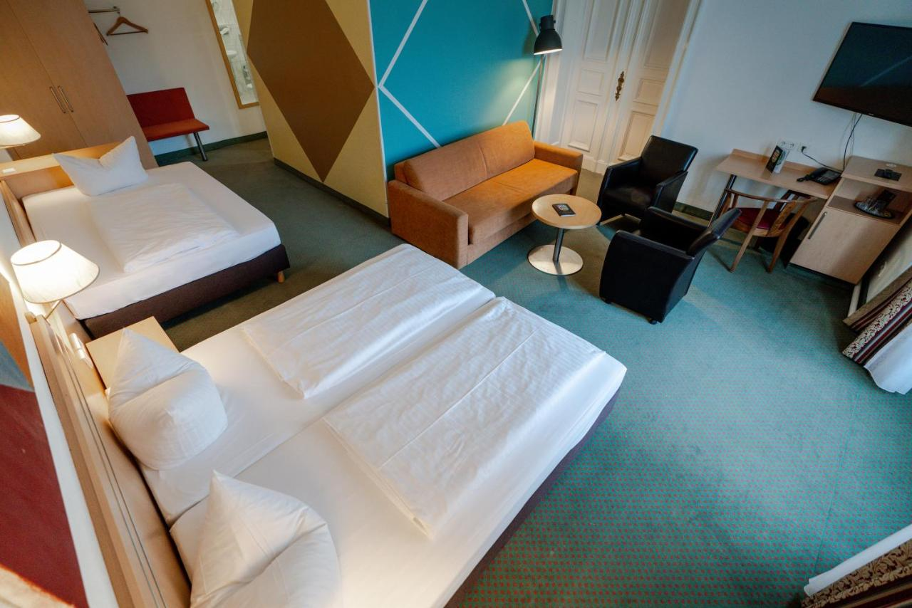 Hotel Tiergarten Berlin - Laterooms