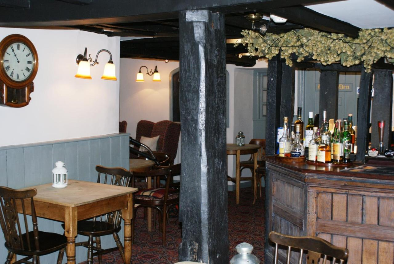 Old Black Lion - Laterooms