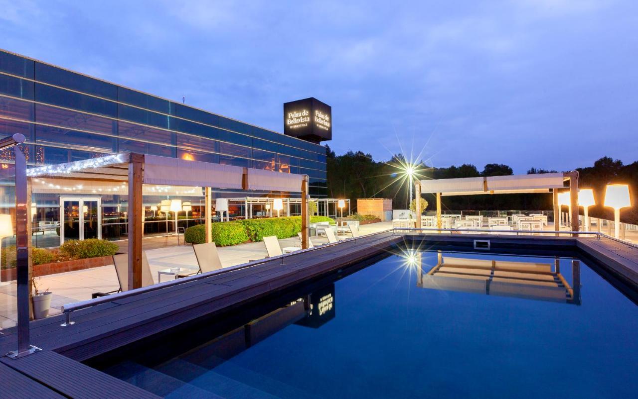 AC Hotel Palau De Bellavista By Marriott - Laterooms
