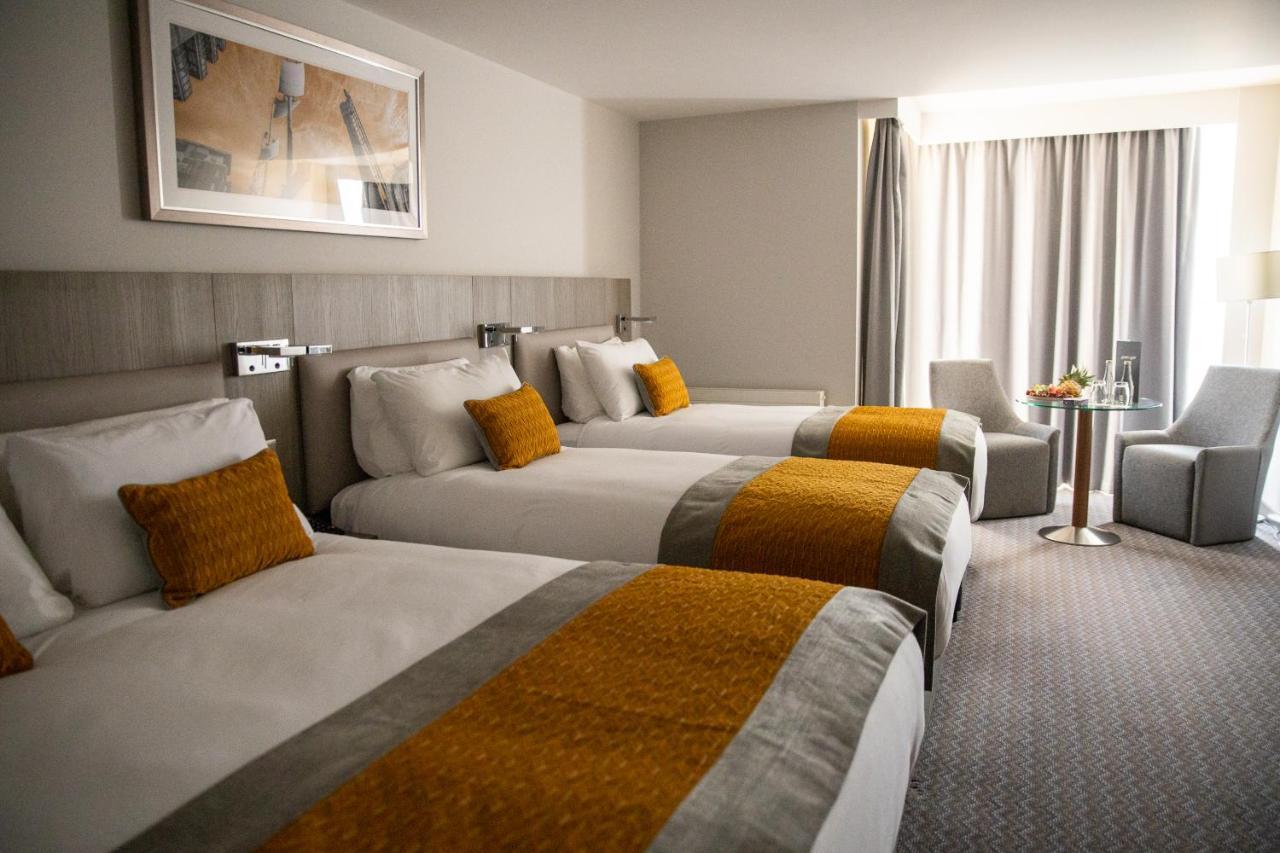 Maldron Hotel Smithfield - Laterooms