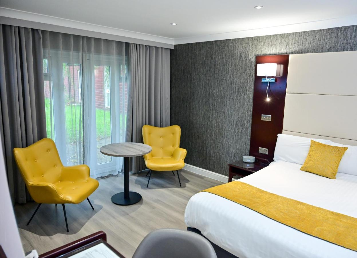 BEST WESTERN HERONSTON HOTEL & SPA - Laterooms