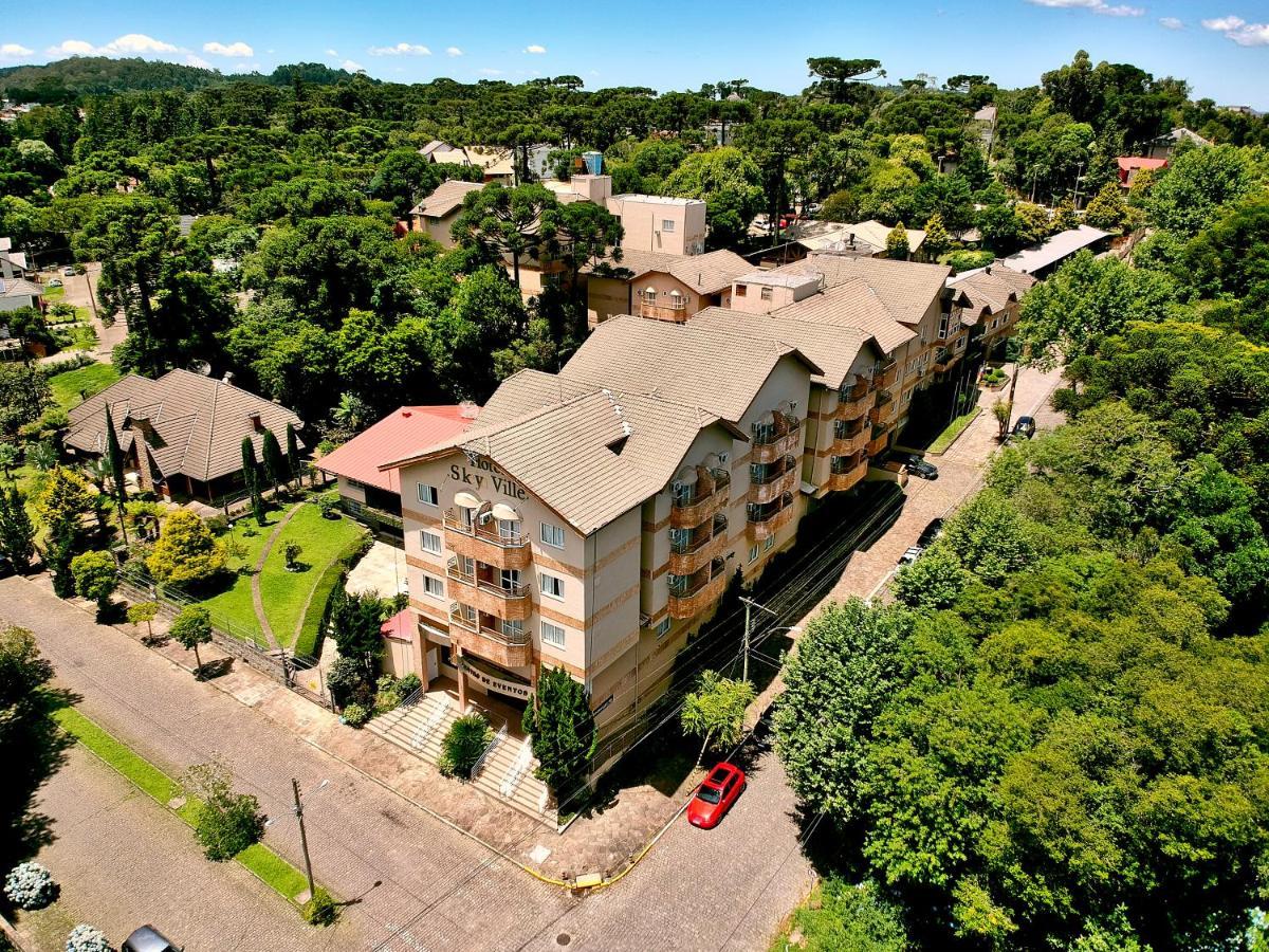 Hotel Sky Ville Canela - Foto Booking