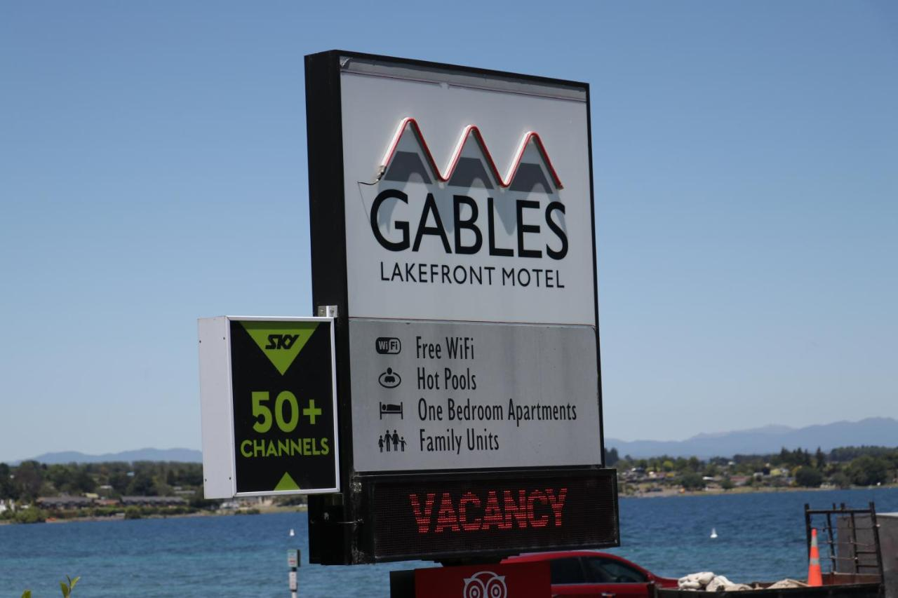Gables Lakefront Motel - Laterooms