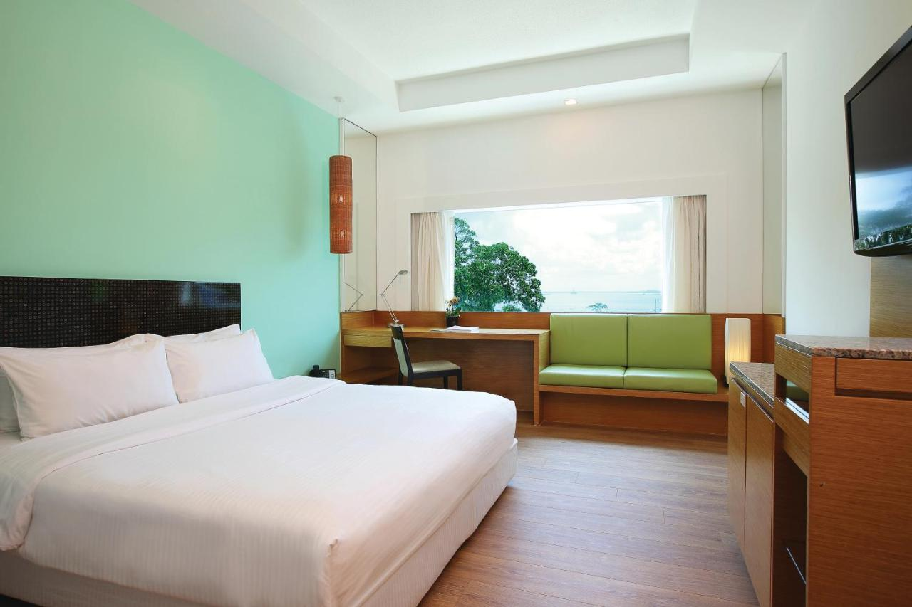 Village Hotel Changi by Far East Hospitality (Formerly known as Changi Village Hotel) - Laterooms