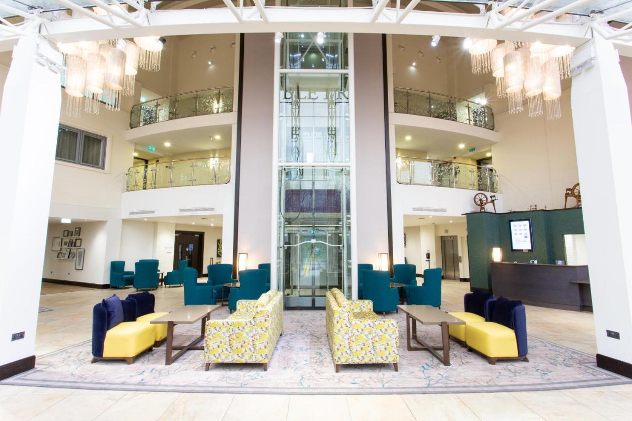 DoubleTree by Hilton Hotel Nottingham - Gateway - Laterooms