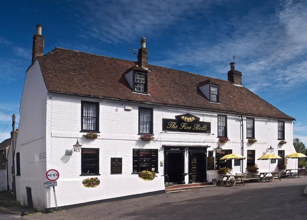 The Five Bells - Laterooms