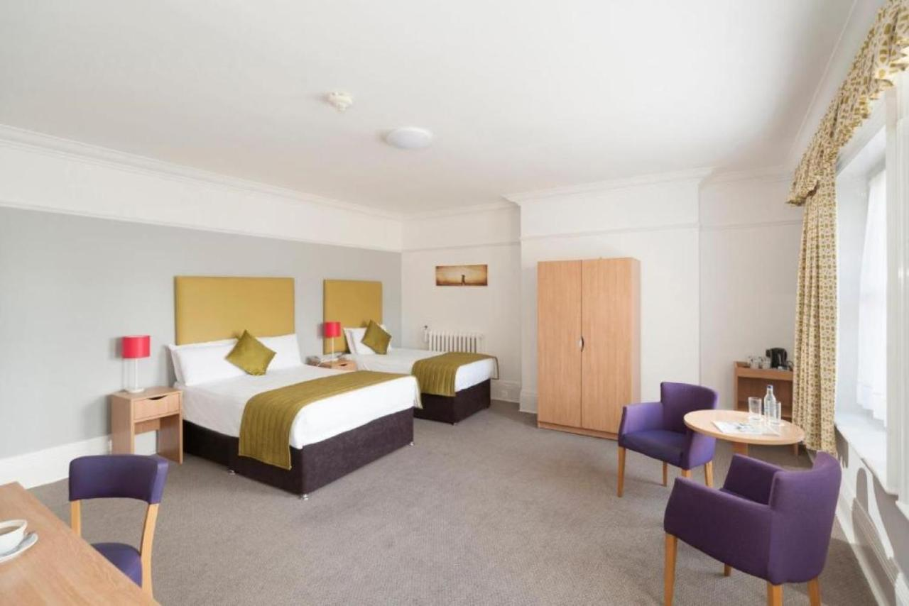The Great Western Hotel - Laterooms