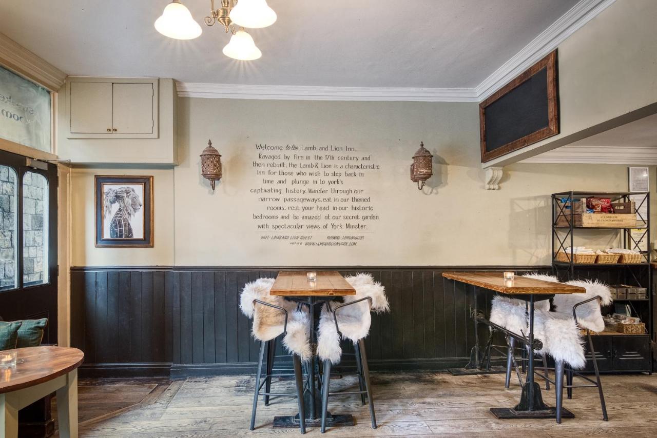 Lamb & Lion Inn - Laterooms